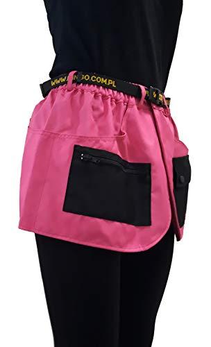 Dingo Hond Trainingsriem voor Handler, Agility Trainer, TRAINING Riem, M, roze