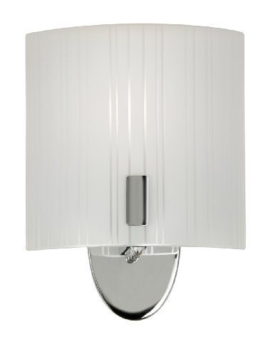 Oaks Lighting 817 CH Zafra - Lámpara pared pantalla