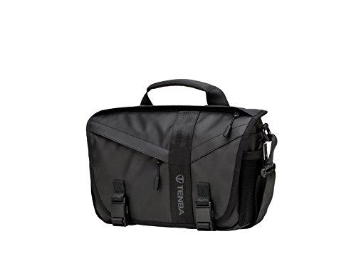 Tenba DNA 8 Messenger Bag (Special Edition) Umhängetasche, 27 cm, Schwarz (Black)