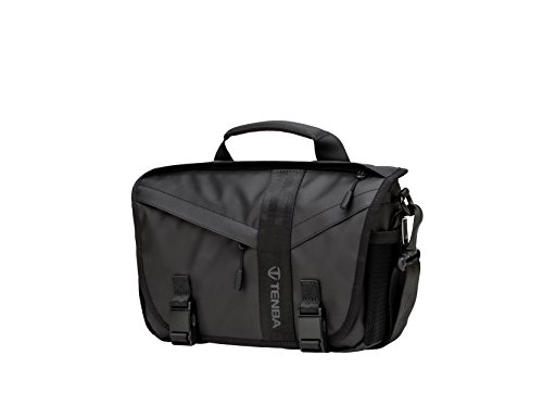 Tenba DNA 8 Messenger Bag (Special Edition) Umhängetasche, 27 cm, Schwarz (Black)