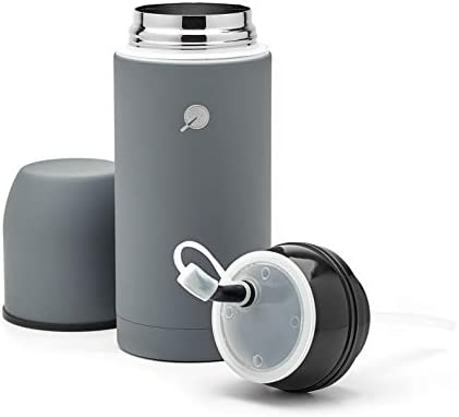 BALIBETOV New Stainless Steel Automate Thermo Mate Cup and Bombilla All In One No Need to Refill product image