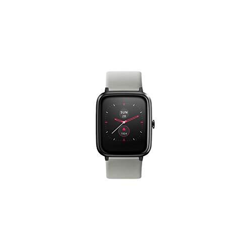 Wee Plug GPS SmartFit - Reloj inteligente con GPS, multipuertos, cardio y Bluetooth, IP68, color gris
