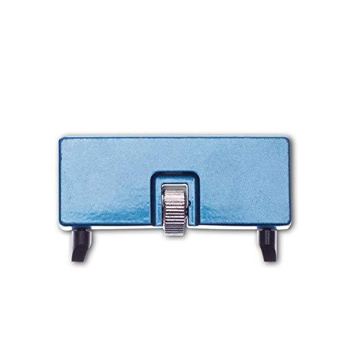 meimeijia Diseño Herramientas del Reloj Portable Ajustable reparación Abierta de Nuevo Caso removedor mire los Kits de Herramientas for un abridor de Tapa de la batería Cambio Robusto (Color : Set 2)