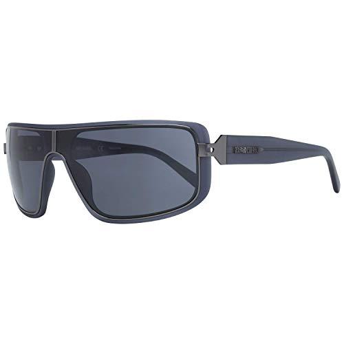 Gafas de sol Harley-Davidson HD 1000 X 91A Matte Blue/Smoke