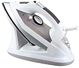 Clikon Corded Or Cordless Design Steam Iron, Ck4118, White