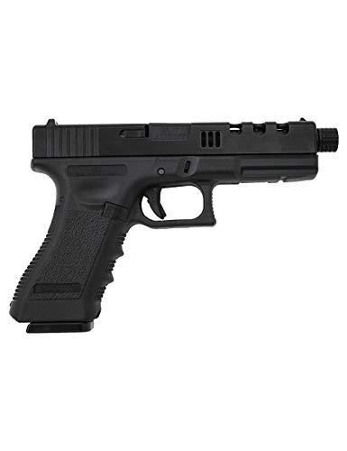 POSEIDON - B&W PBW-H17BB Pistol GBB - Black