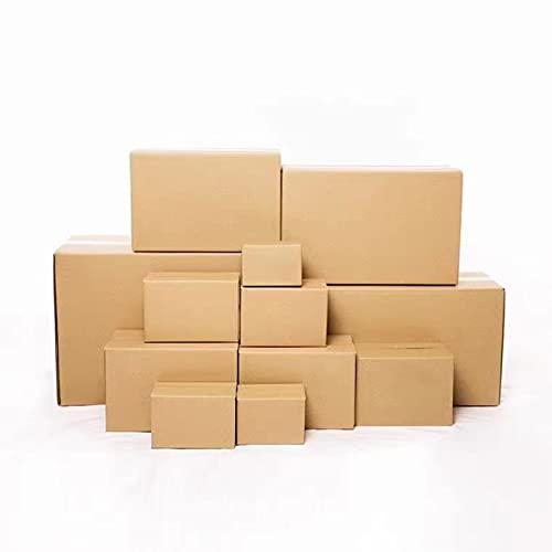 ATARSM Cajas de Almacenamiento/Bolsas 6 Tamaño 6 Propósito 5 Unids/Set Caja de Embalaje Cartón móvil Caja de Acabado pequeña súper Dura Almacenamiento