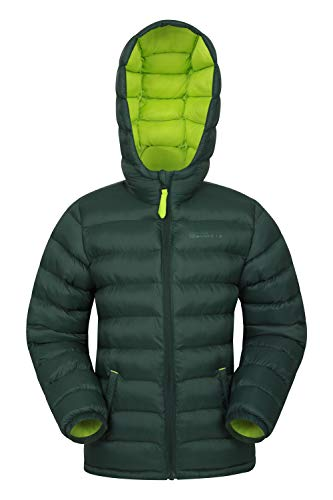 Mountain Warehouse Chaqueta Acolchada Seasons para Chicos -