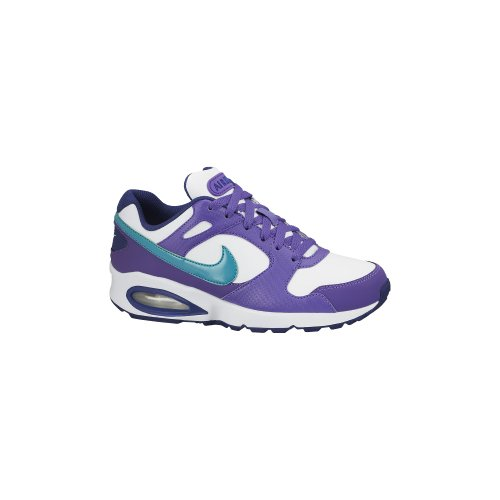 Nike Schuhe Kinder Mädchen Nike air mx coliseum rcr l gs White/trb grn-prpl vnm-dp ryl, Größe Nike:5.5Y
