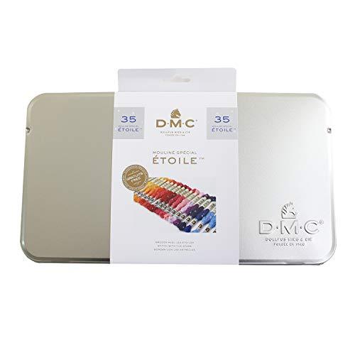 DMC Floss Assortments & Tins (35 Etoile Skeins)