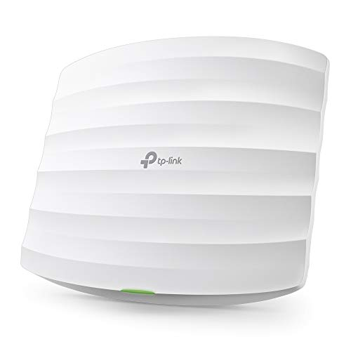 TP-Link EAP115 Access Point Wi-Fi N300 Mbps AP Wireless, Supporto PoE 802.3af ,1 Fast LAN, Gestione centralizzata , Captive Portal