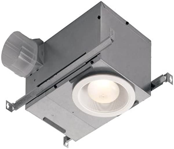 Broan Recessed Fan And Light Combo For Bathroom And Home 75 Watts 70 CFM
