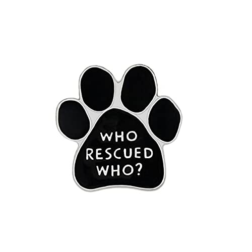 Balck Dibujos Animados Perros Imprimir Broches I Love My Dogs Lindo Insignias Esmalte Pin de Ropa Accesorios de Solapa para Amigos Regalos