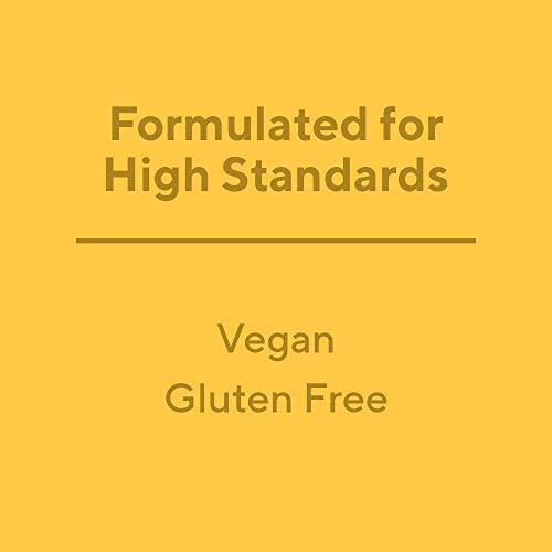 Amazon Brand - Revly Vegan Hair, Skin, & Nails Complex with Biotin 2000 mcg, 90 Capsules, 3 Month Supply
