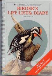 Birder's Life List & Diary, Third Edition