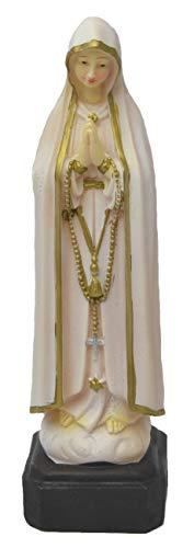 17 cm Figura Virgen de Fátima Estatua de la Virgen María Modelo...