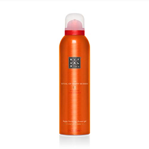 RITUALS, The Ritual of Happy Buddha Duschschaum, 200 ml