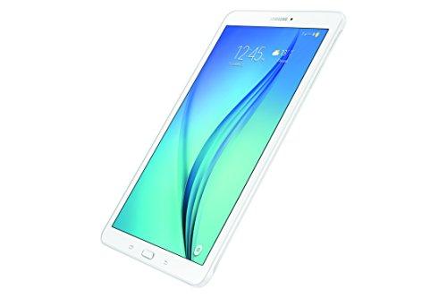 "Tablette Samsung Galaxy E 9.6"" Blanc SM-T560NZWUXAC - 1"