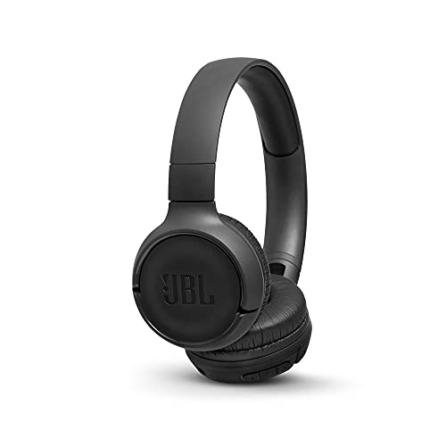 JBL Audífonos On Ear Tune 500BT Bluetooth, Negro, Unico