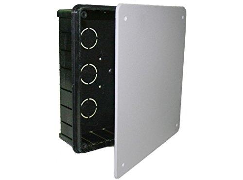 Solera 320 - Caja 200x200x65 tapa blanco tornillos