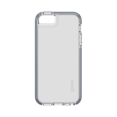 Gear4 D3O IceBox Tone für iPhone 5/5S Spacegrau