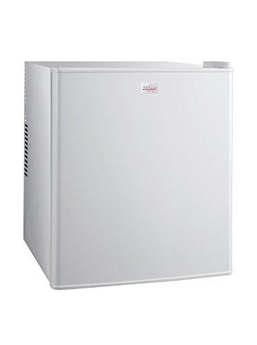Melchioni 118700215 - Minifrigorífico, capacidad de 48 l, termostato regulable, inserción de metal ajustable, color blanco