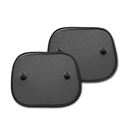 Zwart mesh-venster luifels, sportkinderwagen raamluifels zijn eenvoudig in zwarte zakken te dragen tegen hitte en zonlicht, uv-bescherming en zonwering met opbergtas.