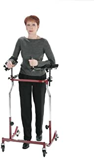 CE1035FP - Forearm Platforms for all Wenzelite Safety Rollers and Gait Trainers, 1 Pair