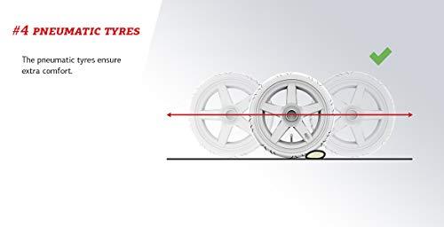 BERG Kettcar Pedal-Gokart Jeep-Design - 7