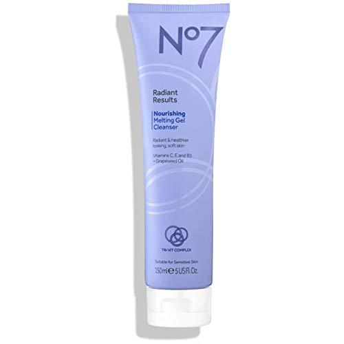 No7 Radiant Results Nourishing Melting Gel Cleanser 150ml
