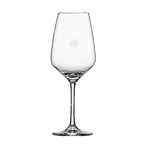 Schott Zwiesel Taste Weißweinglas, Kristallglas, 7.9 cm, 6