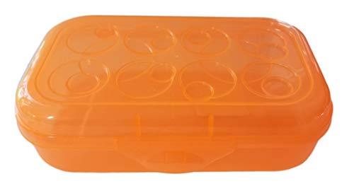 Sterilite Small Pencil Box (Orange)