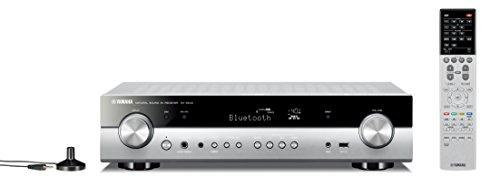 ヤマハ AVレシーバー 5.1ch/4K/Bluetooth/Wi-Fi/ネットワークオーディオ/ハイレゾ音源対応 チタン RX-S602(H)