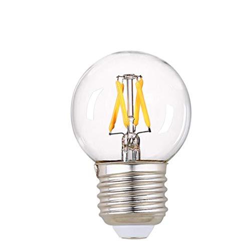 _ / g16 Edison bombilla led lámpara antigua led tungsteno luz estilo retro @ 4_2200-5000K