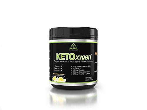 MPA Supps Ketoxygen, Exogenous Ketone Supplement