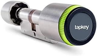 Tapkey Smart Lock: Cerradura electrónica de puerta Bluetooth y NFC para smartphone, fabricada en Alemania