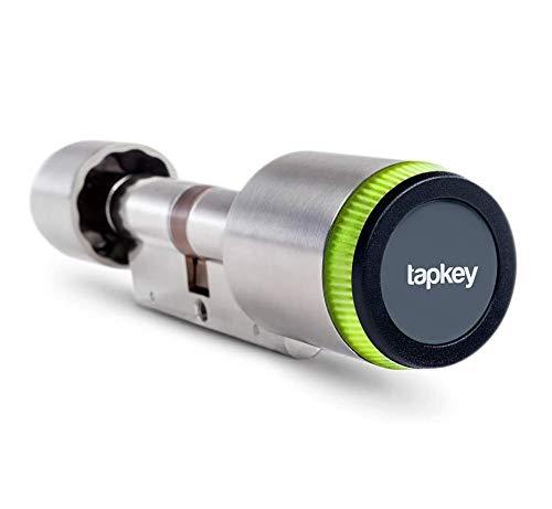 Tapkey Smart Lock: Elektronisches Türschloss | Bluetooth & NFC | Smartphone App | Made in Germany (30/30)