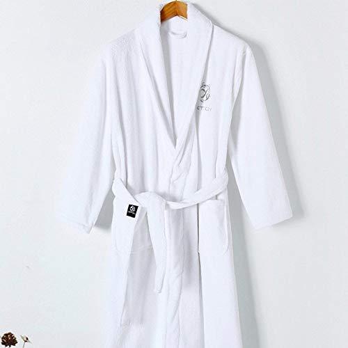 KTUCN Kimono-Nachthemd, Hochzeitsgeschenk, dick, für Männer und Frauen, Winter,...