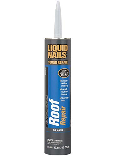 Liquid Nails Roof Repair (RR808), 10 oz