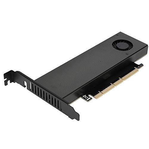 Adaptador De Tarjeta De Expansión De Señal De Alta Velocidad NGFF A PCIE3.0 para Host PCIE X 4 X 8 X 16 para Servidor
