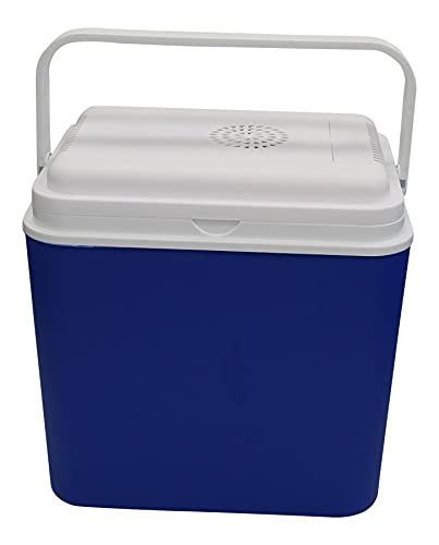 Rammento 30 Litre Electrical Cool Box 12V Insulated Freezer Camping Travel...