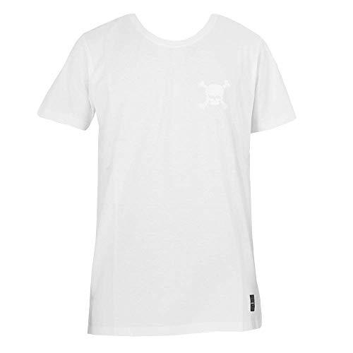 Camiseta Oakley Skull Sport S 458020Br-100 P Branco