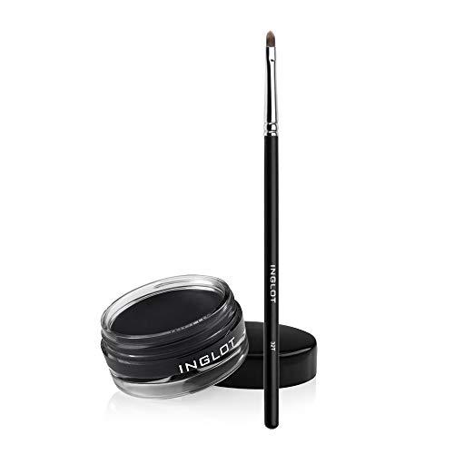 Inglot Cosmetics AMC Eyeliner Gel 77 + Inglot-Bürste 32T SET
