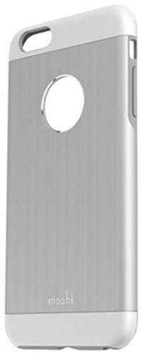 Moshi iGlaze Armour Apple iPhone 6 Plus silver - Premium Aluminium Case para Apple iPhone 6 Plus