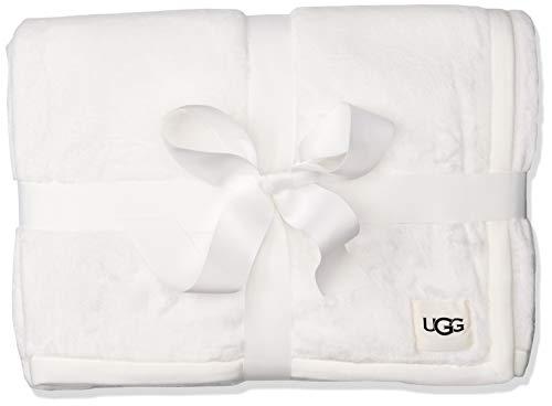 UGG Duffield Throw II, Cream, One Size