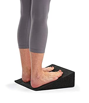 OPTP Slant  Pair  - Foam Incline Slant Boards for Calf Ankle and Foot Stretching