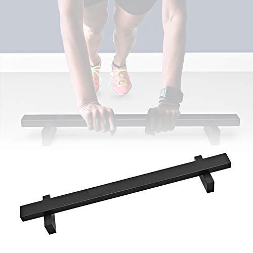 Grist CC Acero Flexiones Bars, Antideslizante Soporte para Push Up, Sólido Calistenia Barras De Empuje, para Entrenamiento De Fuerza Muscular, Capacidad De Carga De 200 Kg