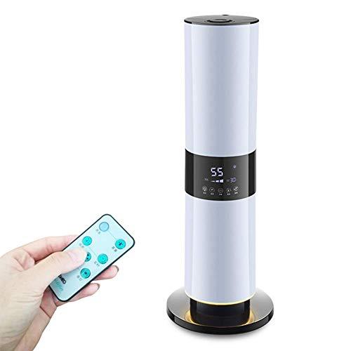 DFJU Difusor de óleo essencial com Alto-falante Bluetooth Umidificador de Grande capacidade de 5.5L para SPA de ioga em casa de escritório e Quarto de bebê