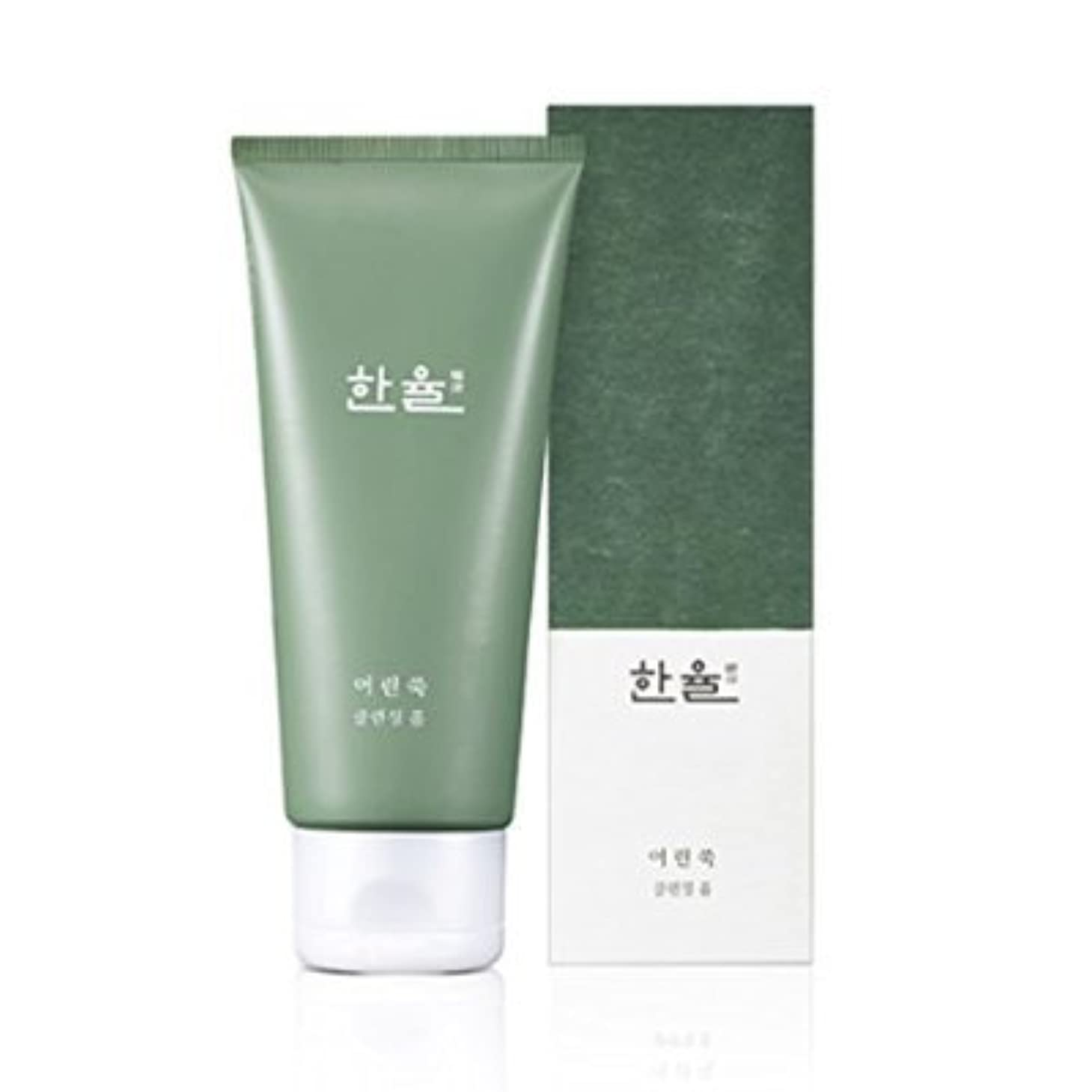 盟主ピニオン日の出[Hanyul] Pure Artemisia Cleansing Foam 180ml