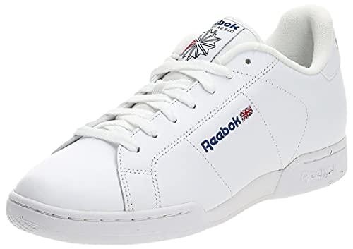Reebok NPC II - Zapatillas de tenis, Niños, Blanco (1354), 37.5 EU